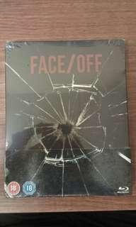 Blu ray steelbook Face Off