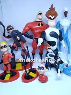 The Incredibles set