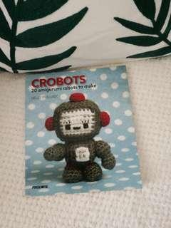 Crobots crotchet design book
