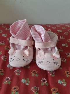 Mothercare Cat Pram Shoes