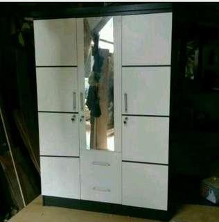 Lemari Baju Pintu 3
