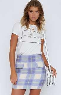 Beginning Boutique miki skirt