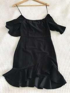 Black dress size 8/s Brand new