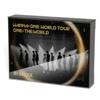 Wanna One - Wanna One World Tour [ONE : The World] in Seoul DVD