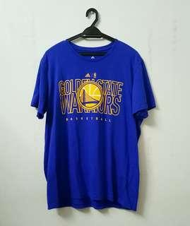 Adidas Golden State Warriors Tee