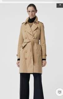 Brand new Burberry trench coat