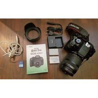 Canon EOS 650D set