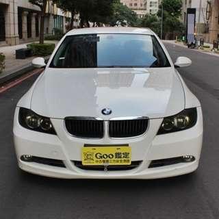 2006年BMW E90 320