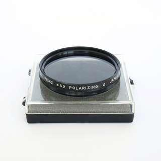 52mm Polariser Polarising Filter for 35mm Film Cameras and Digital Cameras