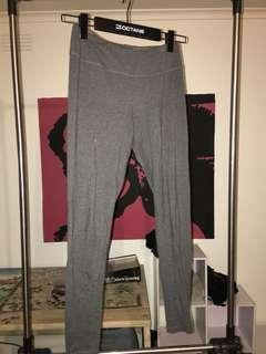 Grey work out pants