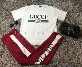 NEW Gucci 2in1 set (Top and Pants)