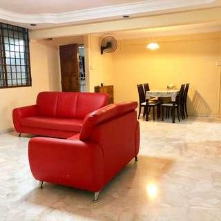 4 Room FOR RENT @ 601 Hougang