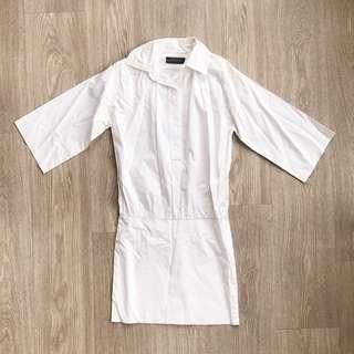 Club Monaco Polo Dress