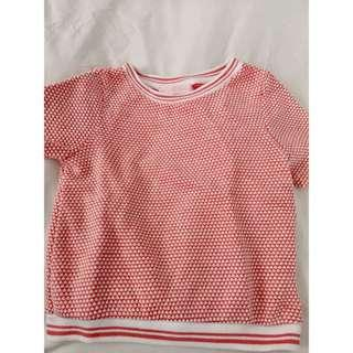 Gingersnaps kids top size 10