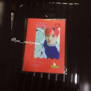 (wts/incoming instock) bts jungkook guidebook