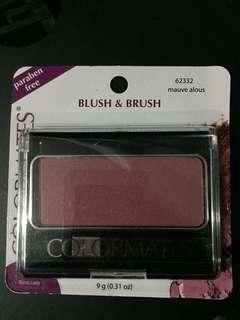 Colormates Blush and Brush