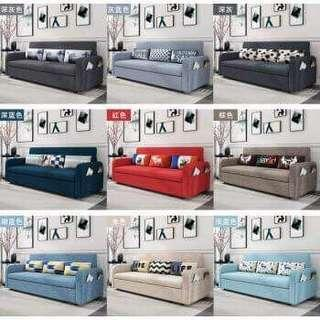 SOFA BED NORDIC STYLE