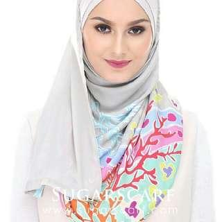 Sugarscarf Luxe Printed