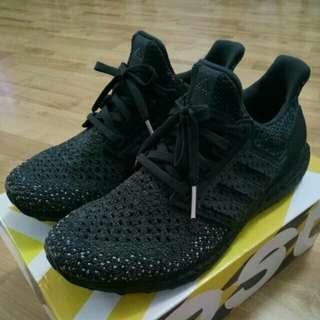 🔥UK8🔥 Adidas Ultra Boost Ultraboost Clima Carbon Black Limited Edition