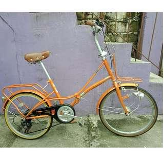FORBITTO FOLDING BIKE (FREE DELIVERY AND NEGOTIABLE!)