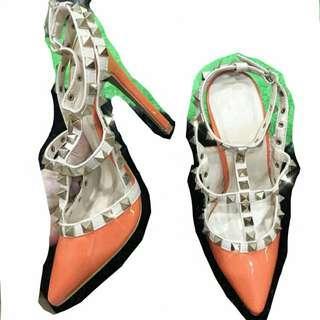 Valentino Rockstud High Heels