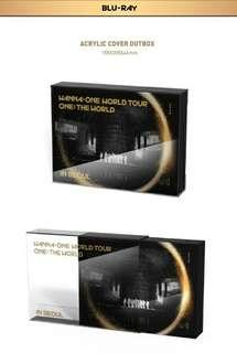 [Loose Item] Wanna one One The World Tour Blu-Ray
