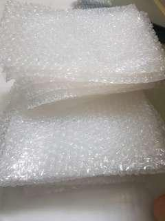 BUBBLE WRAP BAGS POCKET FOR MAILING (NO NEED TO CUT)