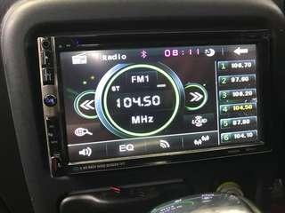 Double Din Car Player