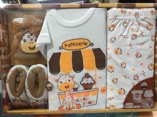 Kiddy baby set (baju set)