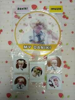 Kang Daniel Fankit by Playbyplay