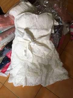 🚚 白色禮服伴娘必穿(9月女裝半價)