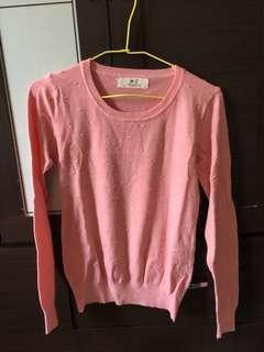 🚚 韓毛衣九月女裝半價