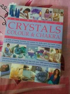Book about crystals