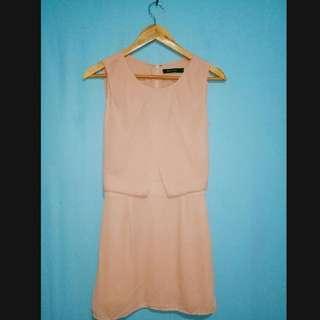 Corporate Peach Dress