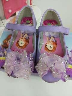 Sopia princess shoes