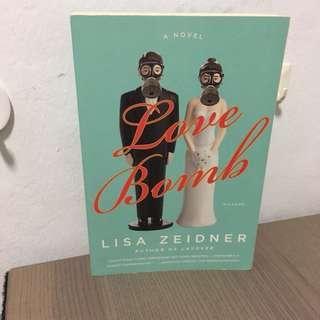 Love Bomb by Lisa Zeidner