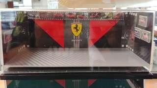Ferrari 場景展示箱 display box