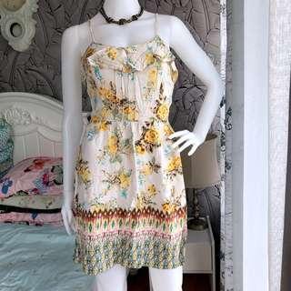 Xhilaration Mini Floral Dress