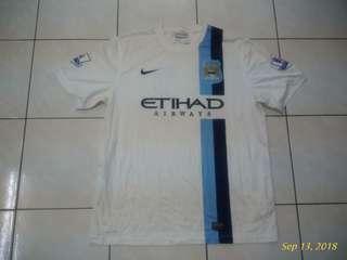 Manchester City football jersey