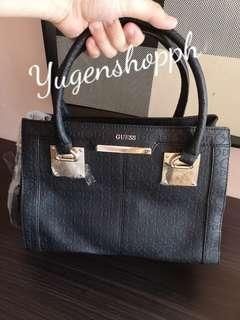 Guess Multi Purpose Bag in Black Brand new Authentic