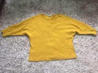 Padini Yellow Top #reduced