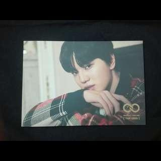 Infinite Top Seed Sungjong Photobook