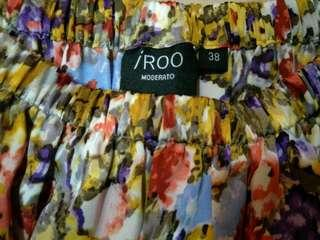 iRoo floral dress size 38/36