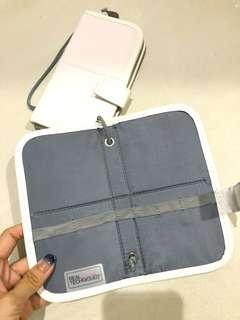 REAL TECHNIQUES BRUSH POUCH