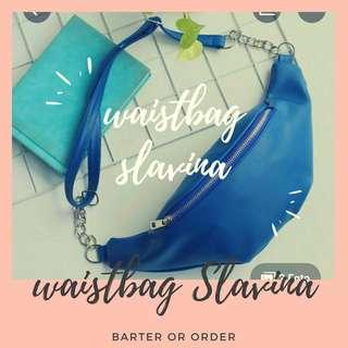 Waistbag slavina (real pict)