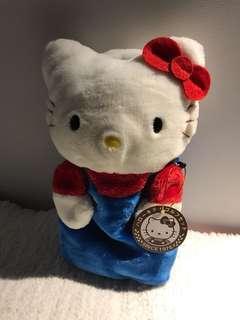 Vintage Sanrio hello kitty 手偶 1995'
