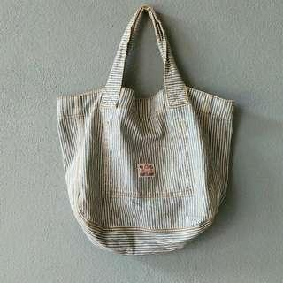 Daddy oh daddy totebag
