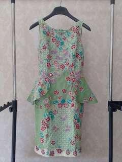 Esmée Sommers Dress (Peplum)