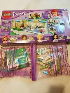 Lego 3188, Preloved