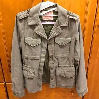 Levi's 軍裝外套